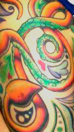 emily tattoo