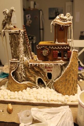 gingerbread house back small